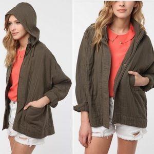 bdg • olive utility jacket